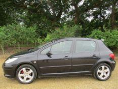 07 07 Peugeot 307 XSI HDI