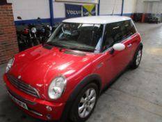 06 06 Mini Cooper
