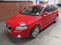 61 12 Volvo V50 SE Lux Edition