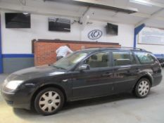 55 06 Ford Mondeo LX