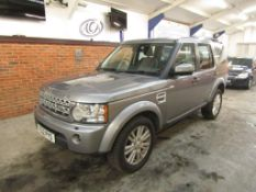 12 12 Land Rover Discovery XS SDV6