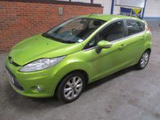 09 09 Ford Fiesta Zetec