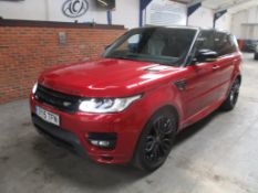 15 15 R/Rover Sport Autobiography