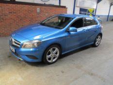64 14 Mercedes A180 Blue-CY Sport