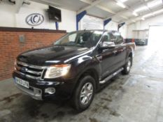 63 13 Ford Ranger Limited 4X4 TDCI