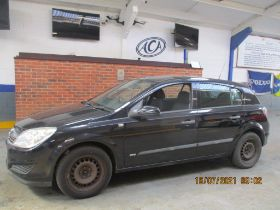 09 09 Vauxhall Astra Life