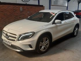 14 64 Mercedes GLA 200SE Prem CDI