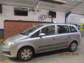 57 07 Vauxhall Zafira Life CDTi 120