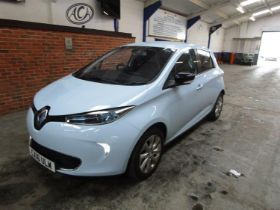 16 16 Renault Zoe I Dynamique NAV