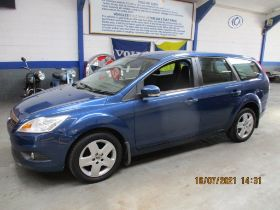 58 08 Ford Focus Style 100