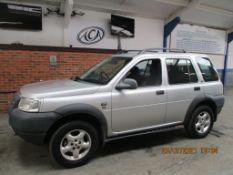 52 02 Land Rover Freelander TD4 ES