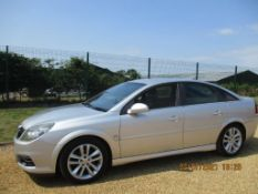 07 07 Vauxhall Vectra SRi CDTi 150