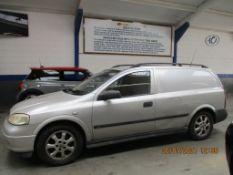 53 03 Vauxhall Astra Sportive DTI