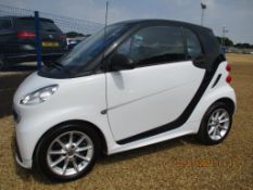 12 12 Smart Fortwo Passion MHD