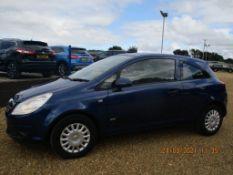 09 59 Vauxhall Corsa Life CDTI