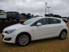 64 14 Vauxhall Astra Excite CDTi