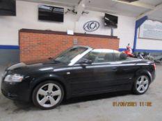 07 07 Audi A4 S Line FSI Auto