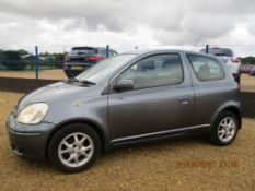 05 05 Toyota Yaris Colour Collection