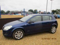 07 07 Vauxhall Astra Elite