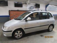2009 Hyundai Matrix Style