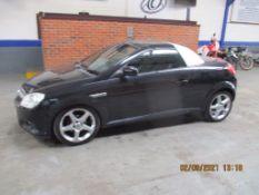 58 08 Vauxhall Tigra Exclusiv