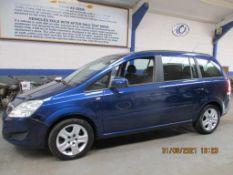10 10 Vauxhall Zafira Exclusiv CDTi