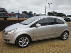 07 57 Vauxhall Corsa SXI 3dr