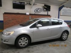 12 12 Vauxhall Astra Excl CDTI