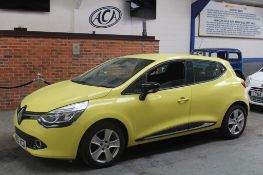 63 13 Renault Clio Dynamique