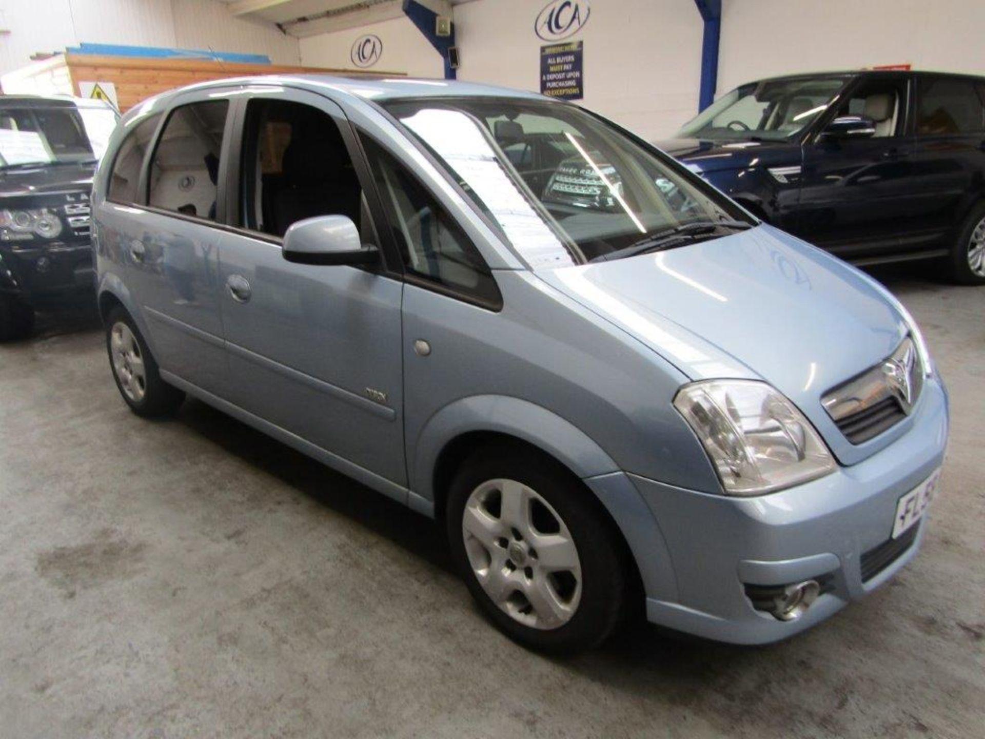 58 08 Vauxhall Meriva Design - Image 7 of 25