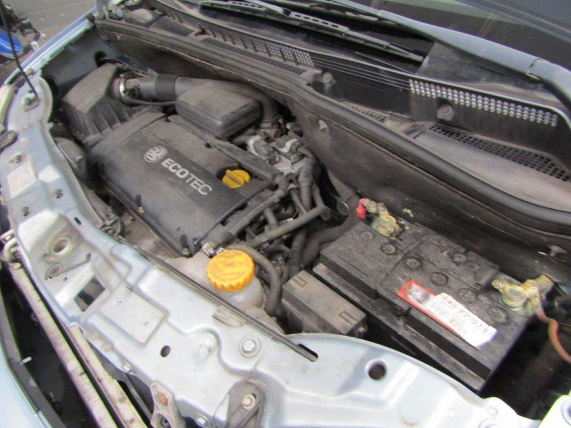 58 08 Vauxhall Meriva Design - Image 18 of 25