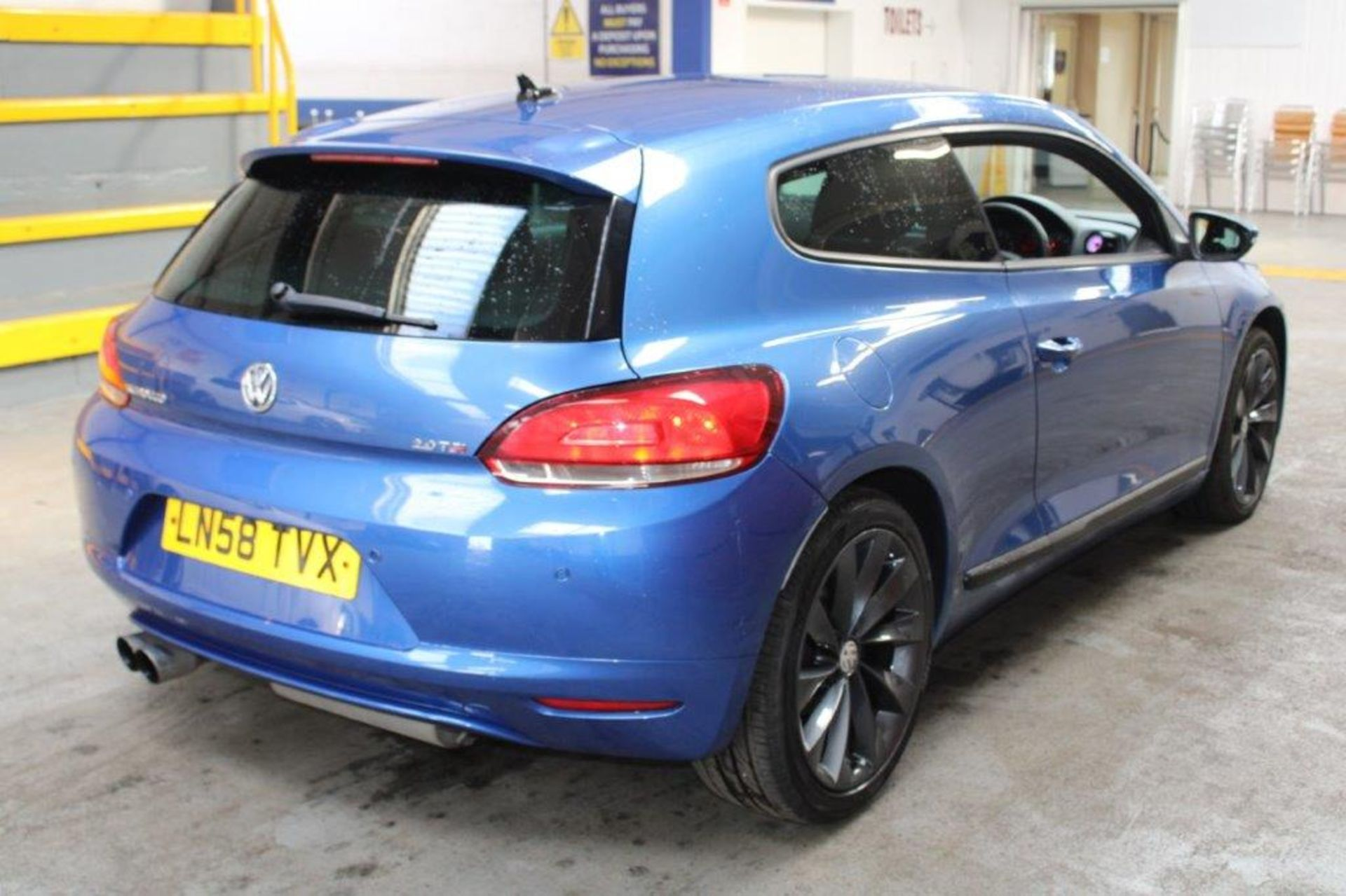 58 08 VW Scirocco GT - Image 10 of 29