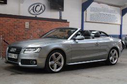 59 09 Audi A5 S Line TFSI CVT