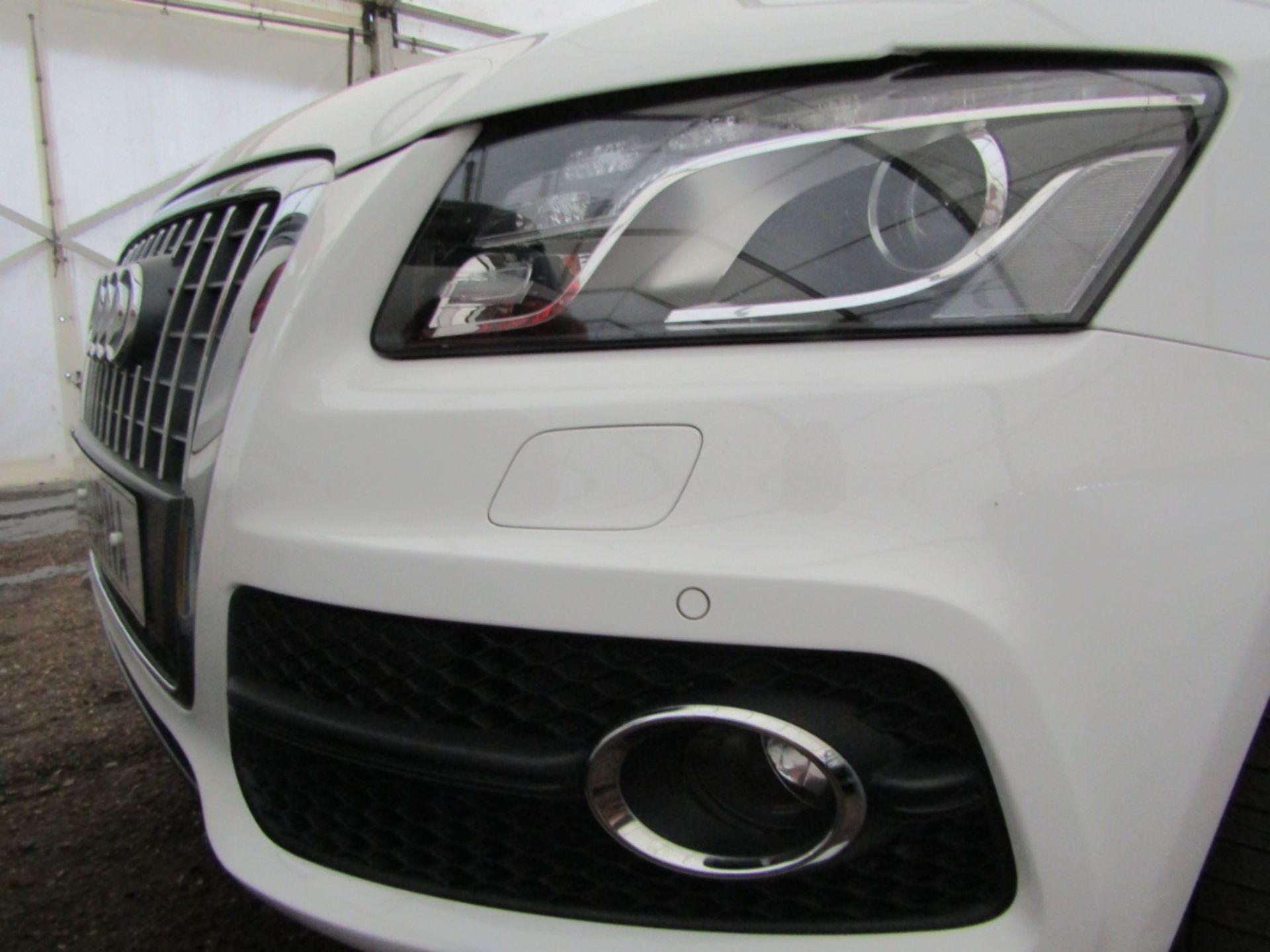 09 09 Audi Q5 S Line TFSI Quattro - Image 15 of 17
