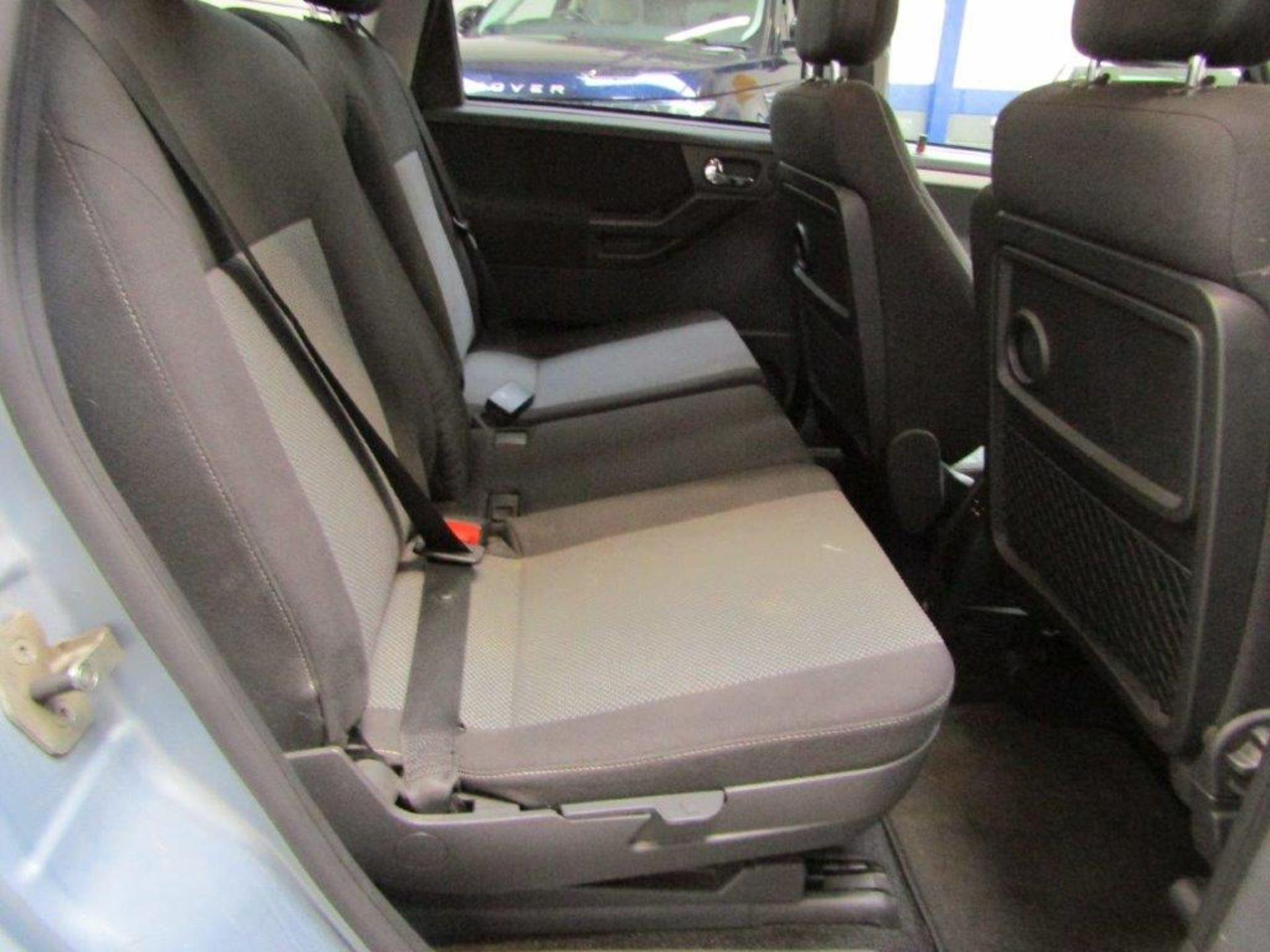 58 08 Vauxhall Meriva Design - Image 25 of 25