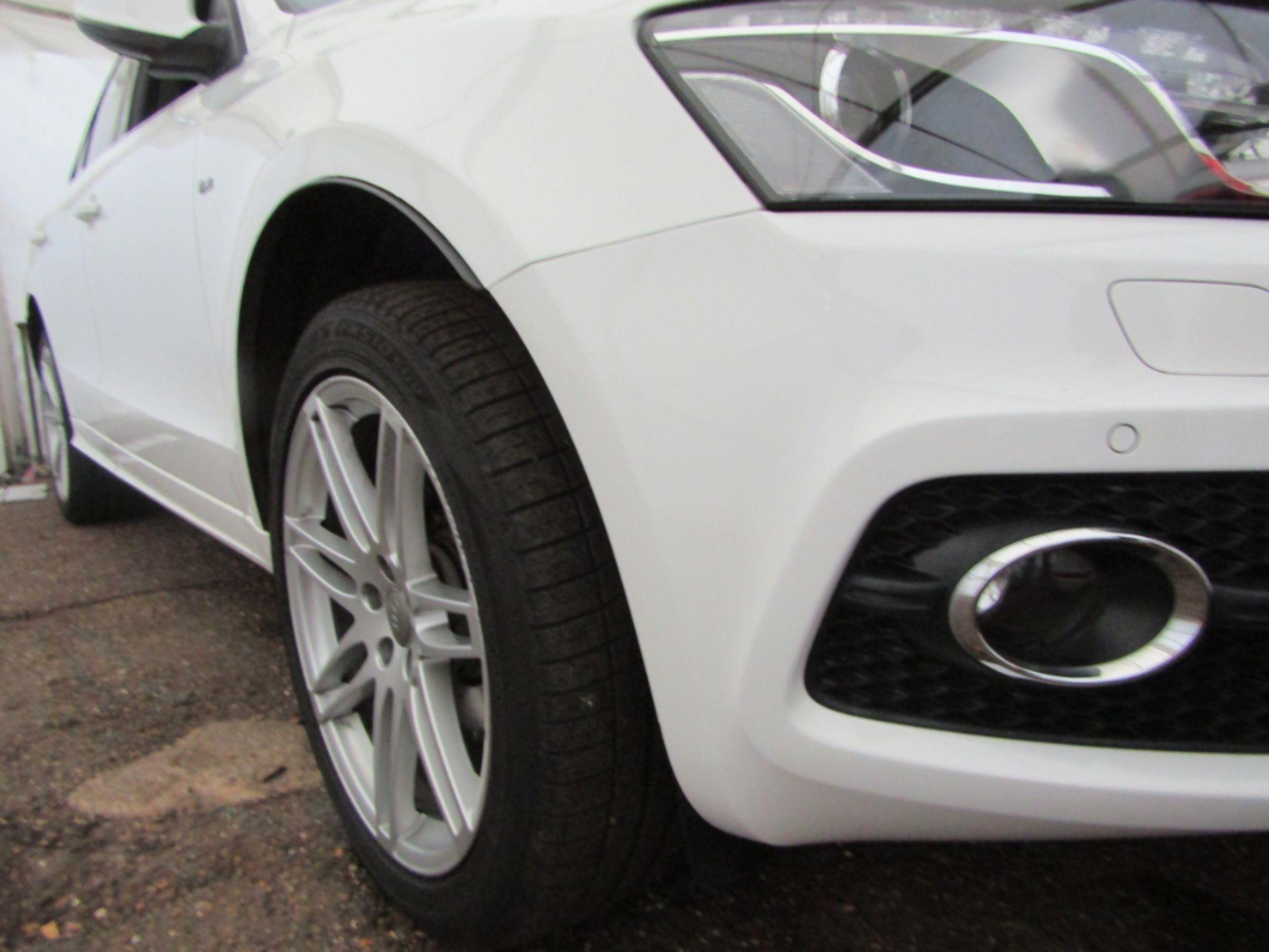 09 09 Audi Q5 S Line TFSI Quattro - Image 14 of 17
