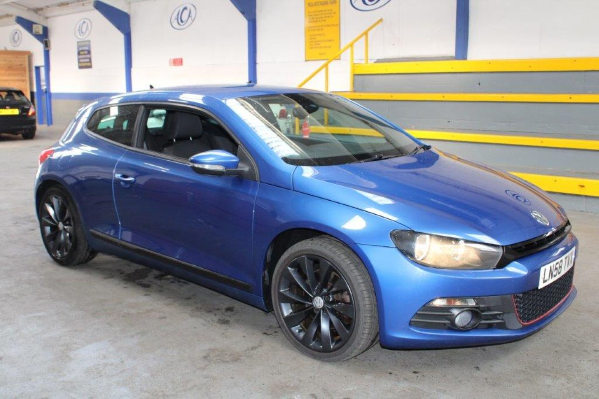 58 08 VW Scirocco GT - Image 9 of 29