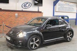 67 17 VW Beetle R-Line TDi BMT