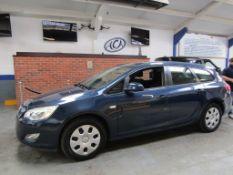 11 11 Vauxhall Astra Exclusiv CDTI