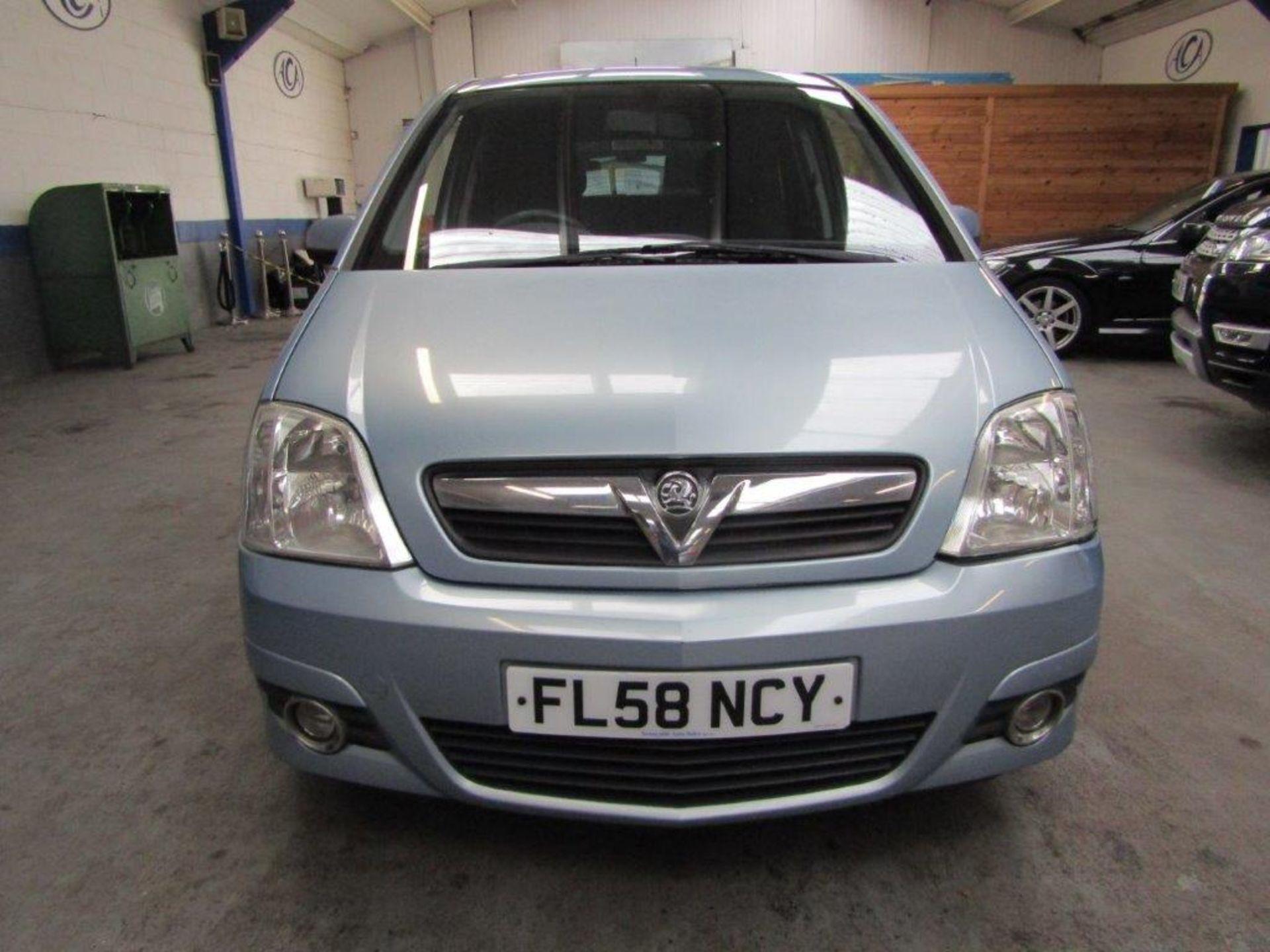 58 08 Vauxhall Meriva Design - Image 11 of 25