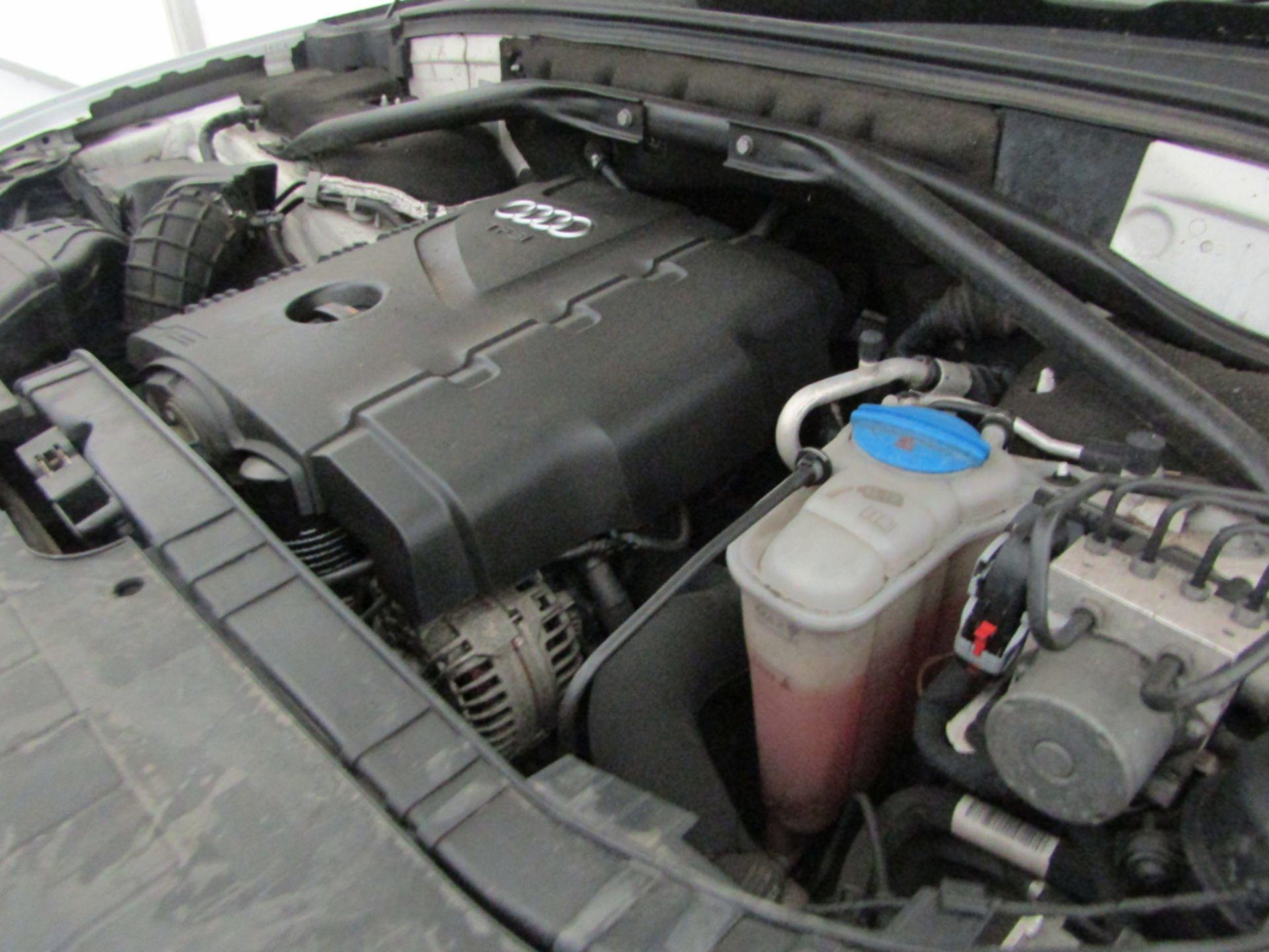 09 09 Audi Q5 S Line TFSI Quattro - Image 4 of 17