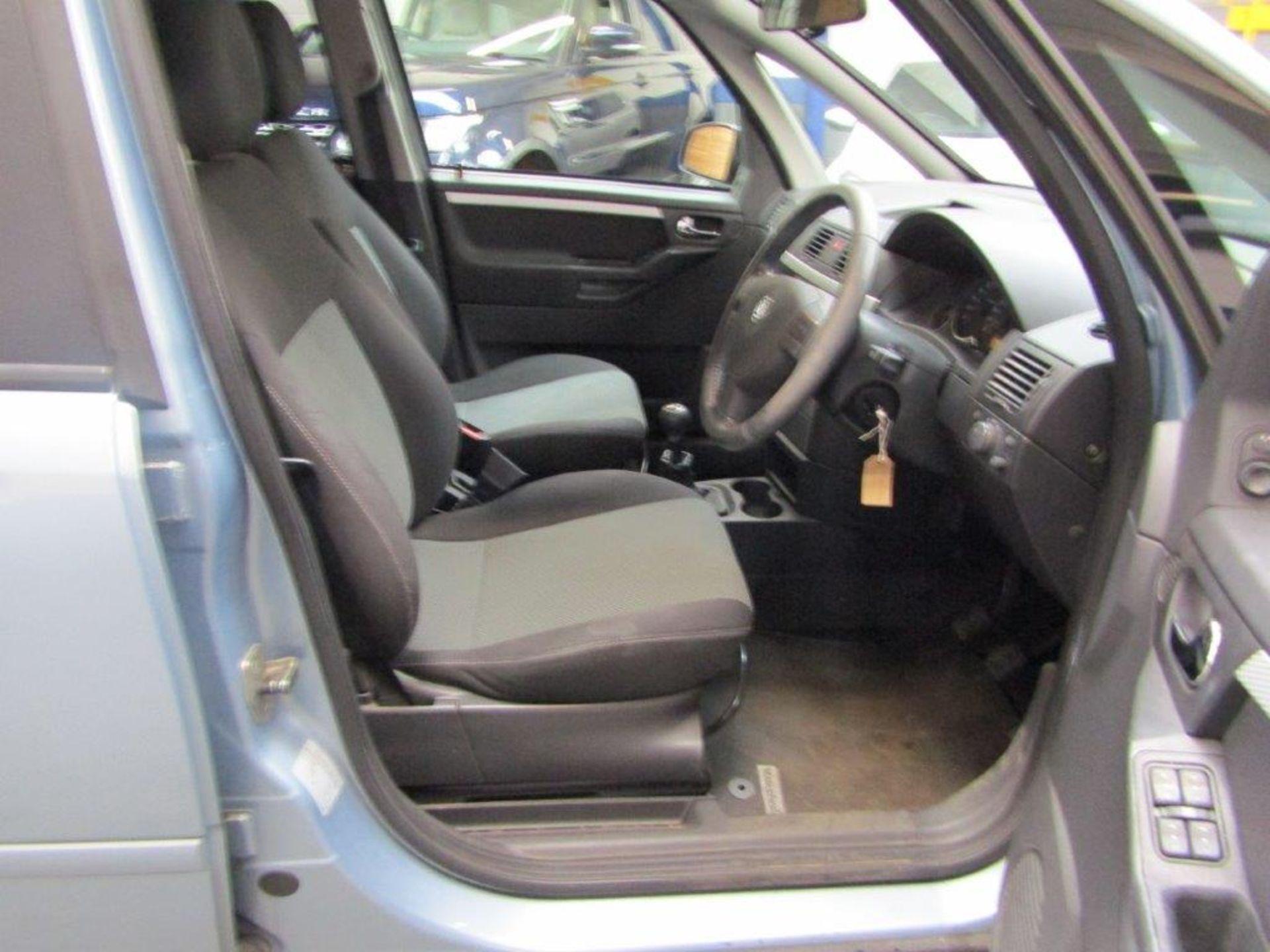 58 08 Vauxhall Meriva Design - Image 6 of 25