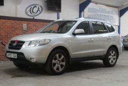 07 07 Hyundai Santa FE CDX+