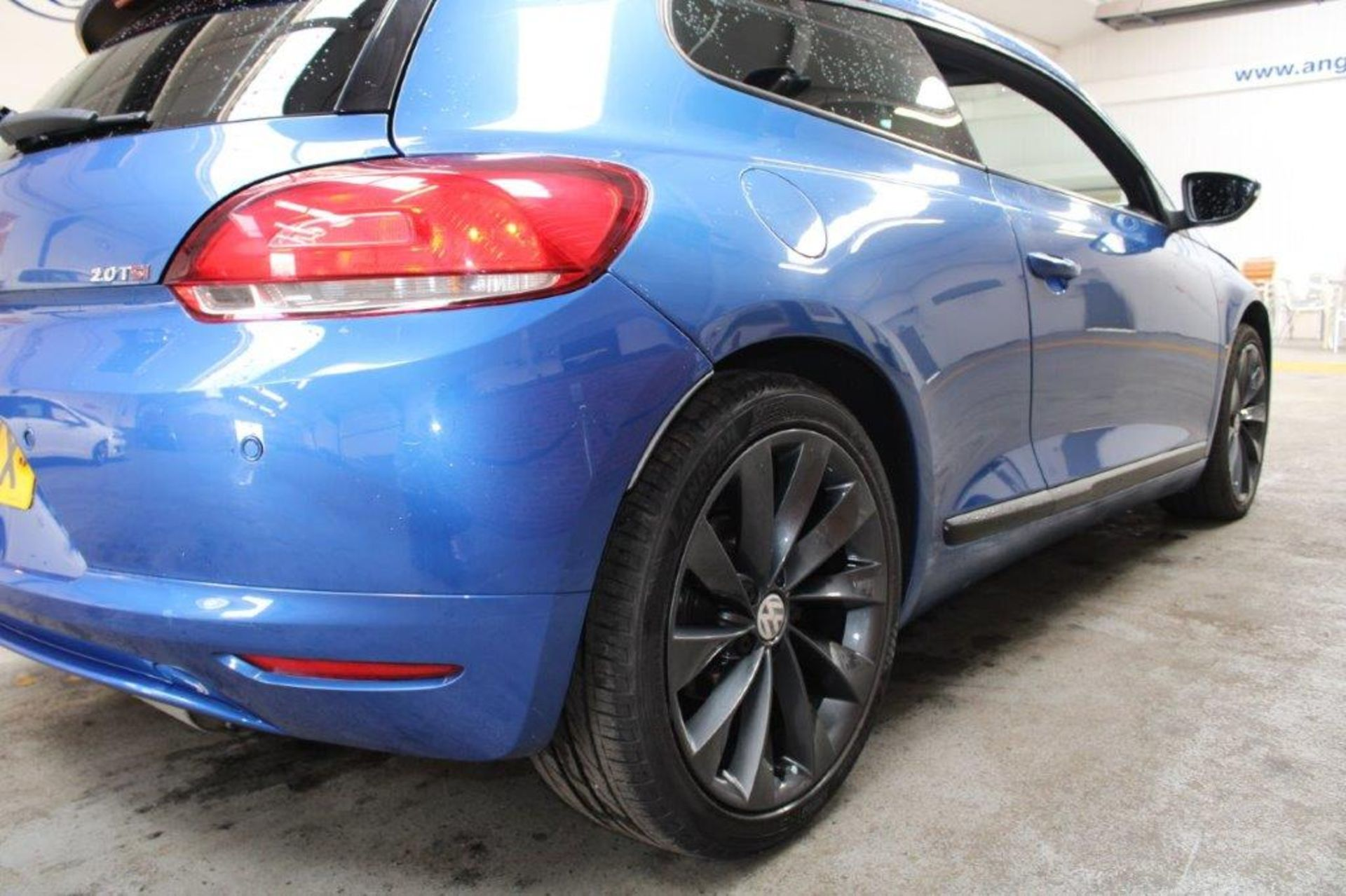 58 08 VW Scirocco GT - Image 21 of 29