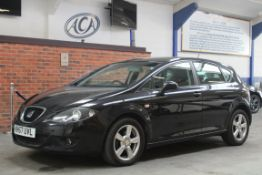 57 07 Seat Leon Sport TDI 105