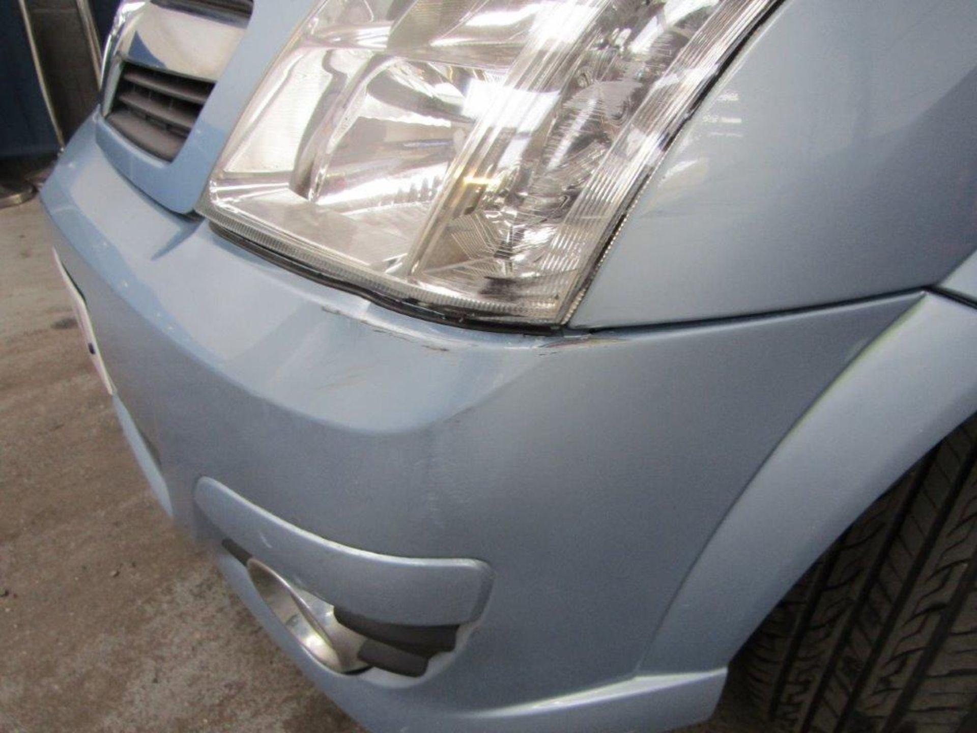 58 08 Vauxhall Meriva Design - Image 12 of 25