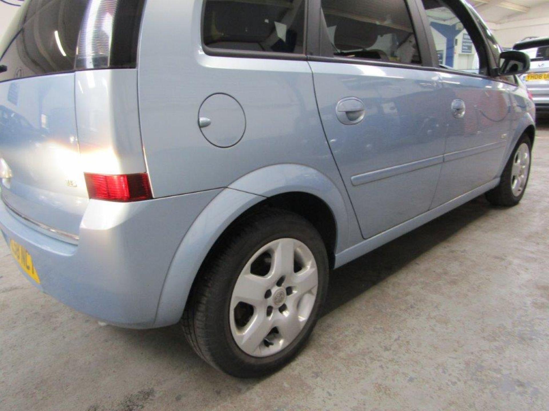 58 08 Vauxhall Meriva Design - Image 21 of 25