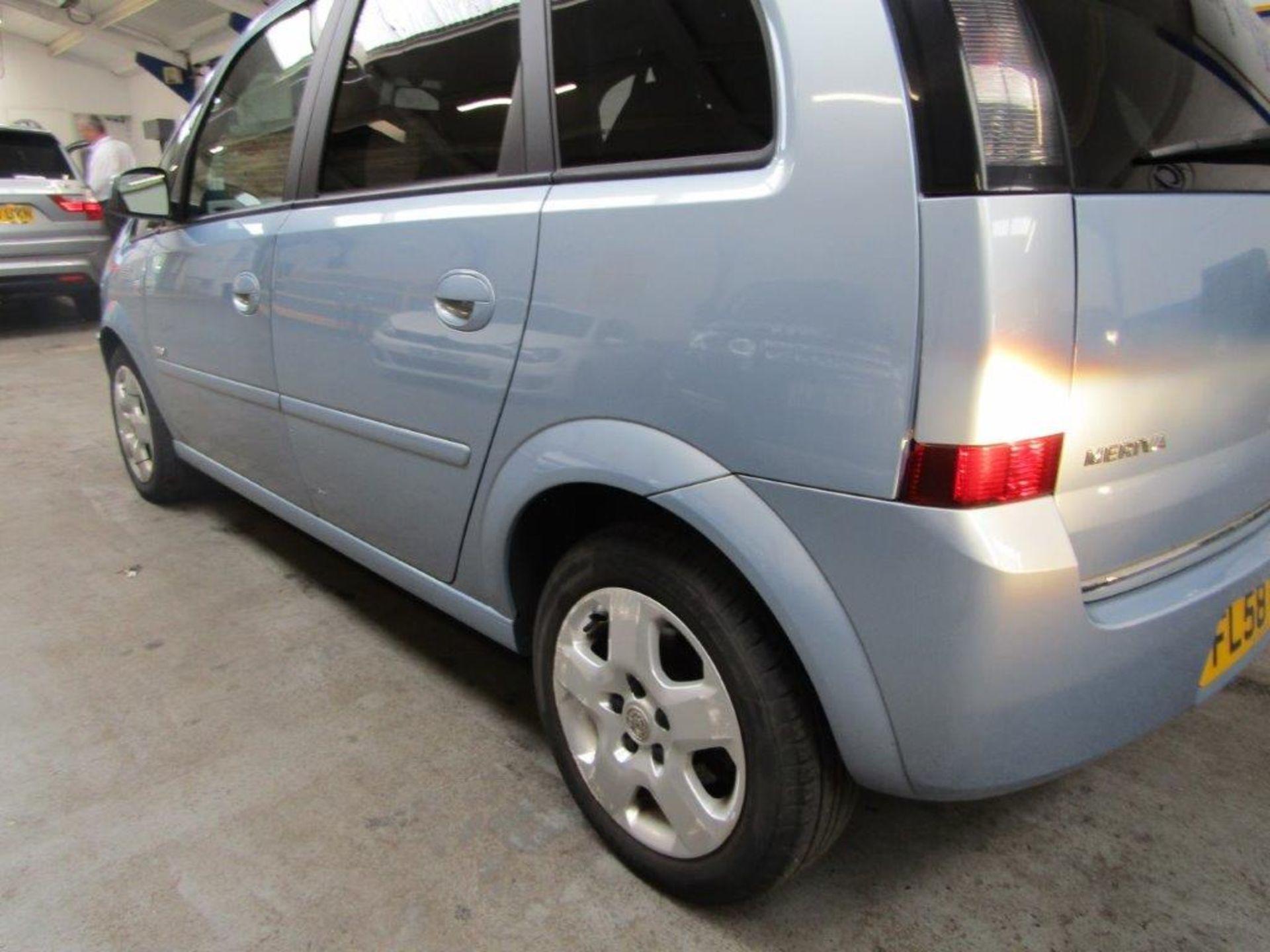 58 08 Vauxhall Meriva Design - Image 20 of 25