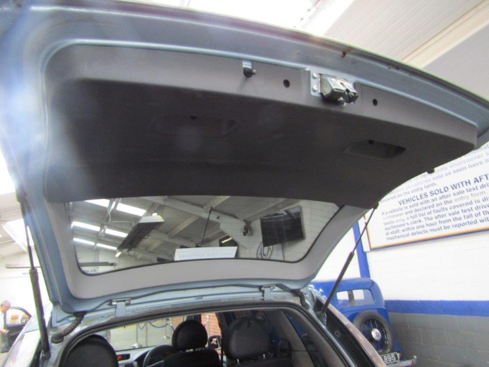 58 08 Vauxhall Meriva Design - Image 22 of 25