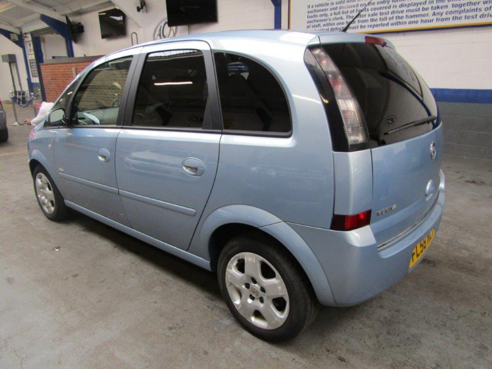 58 08 Vauxhall Meriva Design - Image 10 of 25